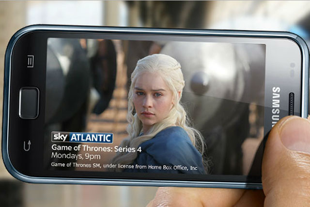 #WatchOnSky: broadcaster trials service on Twitter
