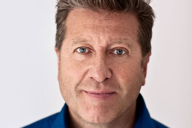 Neil Fox: breakfast presenter on Magic 105.4