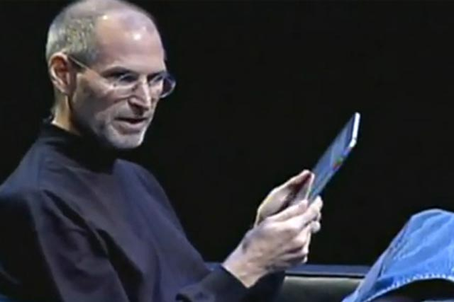 Steve Jobs: Apple's chief executive is the FT's Person of the Year 2010