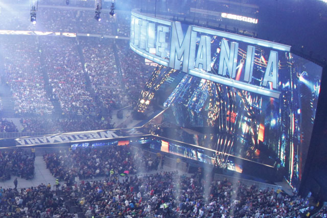 WWE: wrestling organisation hands display and video ad account to Collective