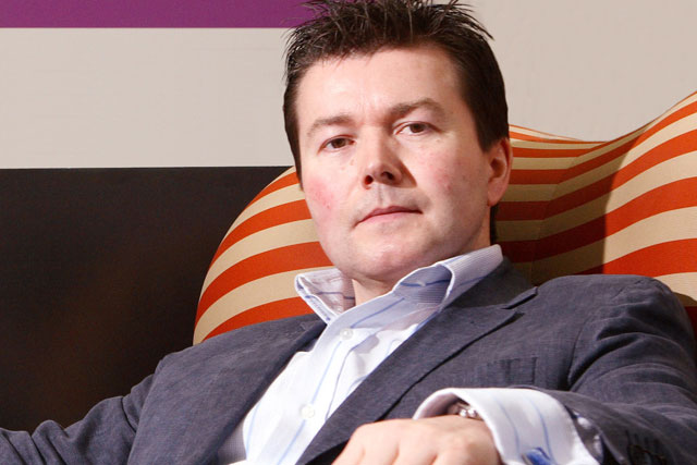 Donnach O'Driscoll: Absolute Radio chief executive