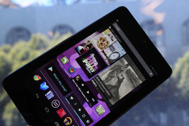 Google Nexus 7: Gadget of the Year