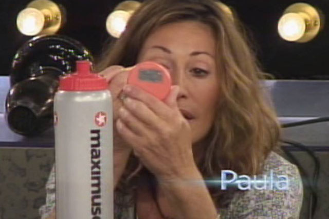 Celebrity Big Brother: secures Maximuscle placement deal
