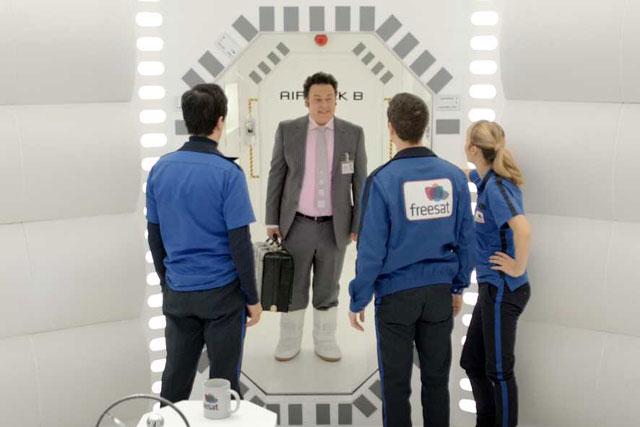 Freesat: 2011 TV campaign