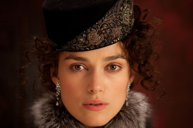 Keira Knightley in Virgin Movies Anna Karenina © 2012 Focus Features LLC. All Rights Reserved