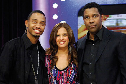 106 & Park: Black Entertainment Television's popular US music show