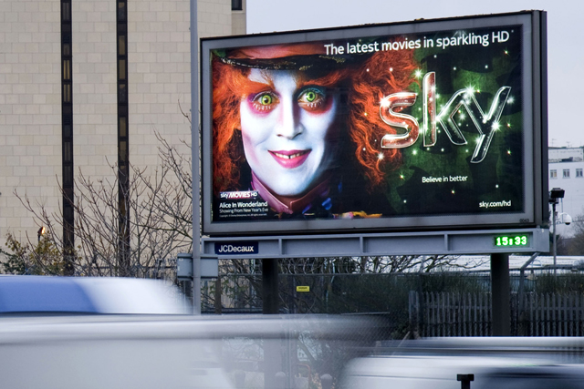 JCDecaux: UK revenue rose 47.9% in 2010