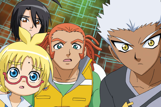 Bakugan campaign: promoted across nine Cartoon Network EMEA territories