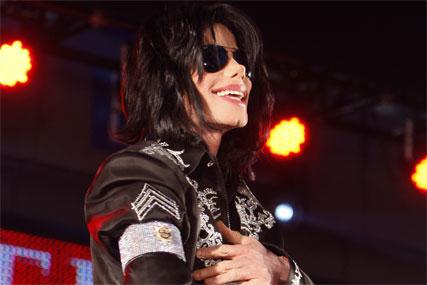 Michael Jackson: taking entire ad slot on ITV1