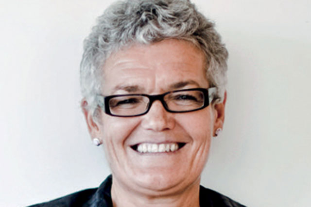 Elizabeth Fagan: marketing director of Boots UK (photo: Malcolm Griffiths)
