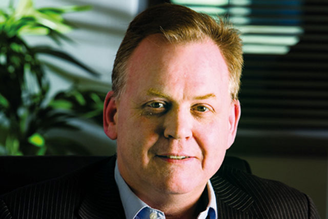Barry McIlheney: the chief executive of the PPA