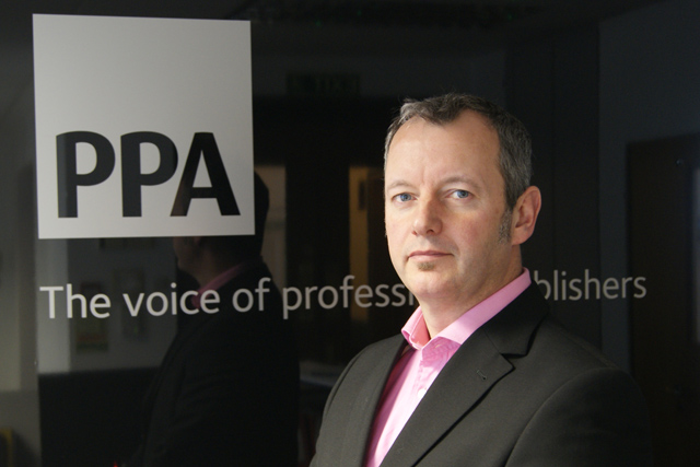 James Papworth: marketing director of the PPA