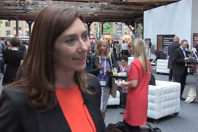 Lindsay Pattison: Maxus chief executive gives her views at Media360