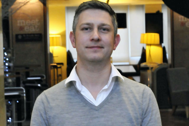 Ben Phillips: global head of mobile at MediaCom