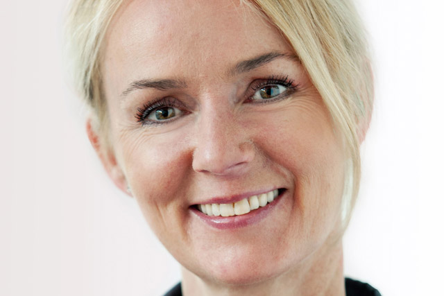 Katrin Robertson: chief executive of BlowUp Media