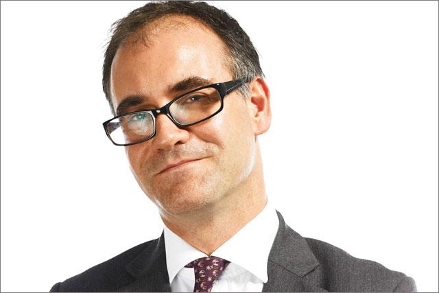 James Tye: chief executive of Dennis Publishing