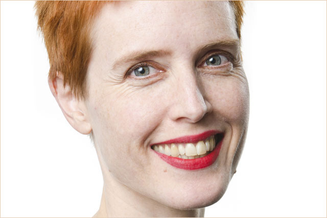 Ann Wixley: creative director at OMD