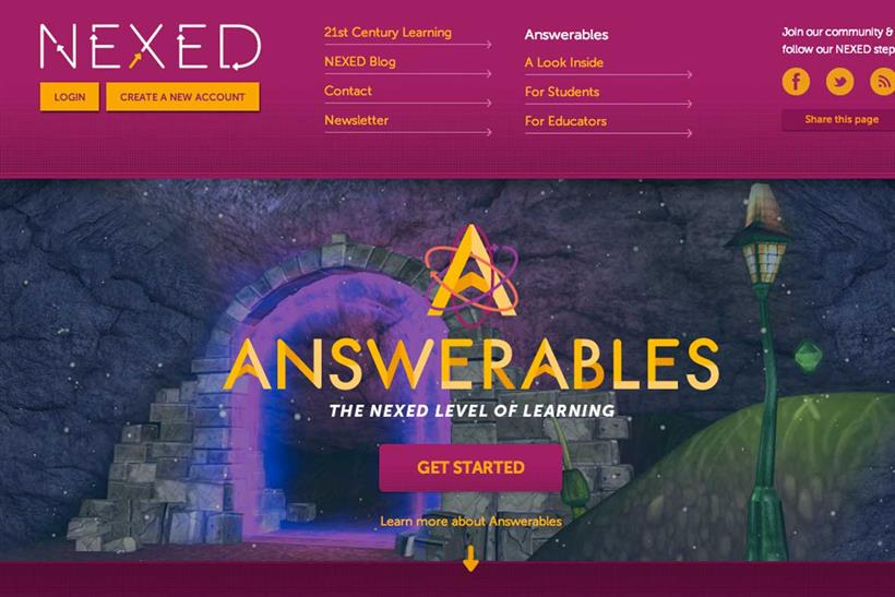 Nexed: gamified learning startup