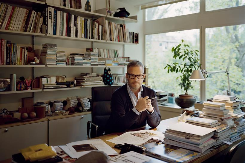 Tyler Brûlé: chairman and editor in chief of Monocle (photo: Colin Stout)