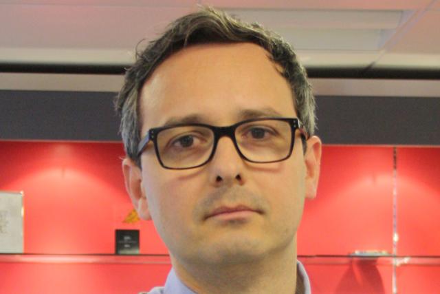 Justin Gibbons, creative director, Arena Media