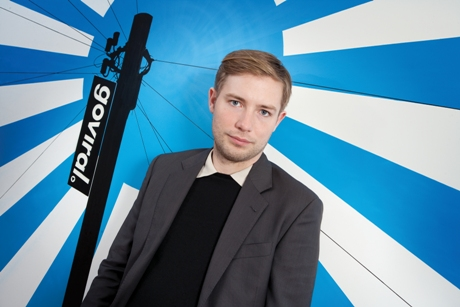Mads Holmen, planning director, goviral