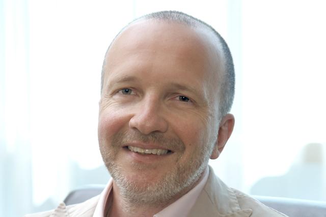Pierre Naggar, EU managing director, Turn