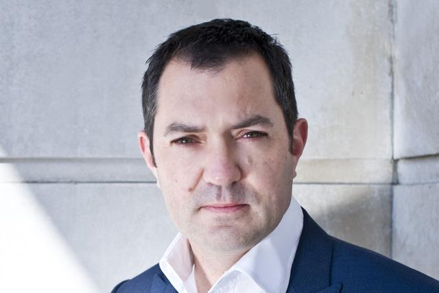 Patrick Barrett, founder, Simpatico PR