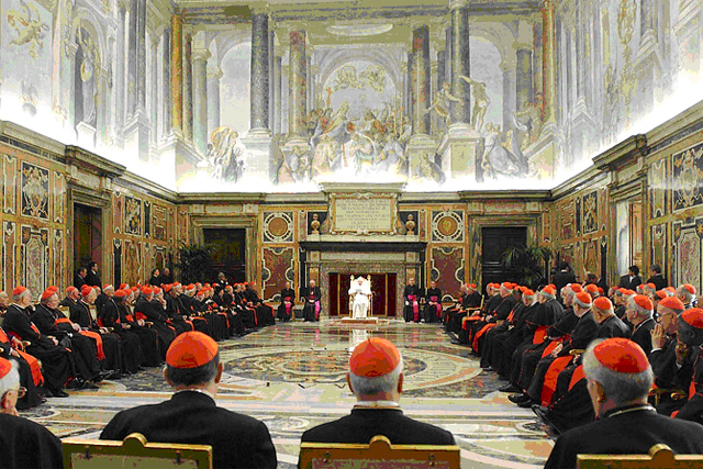 The Vatican: launches PR campaign