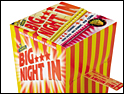 Ergo devises branding for 'Big Night in' popcorn pack