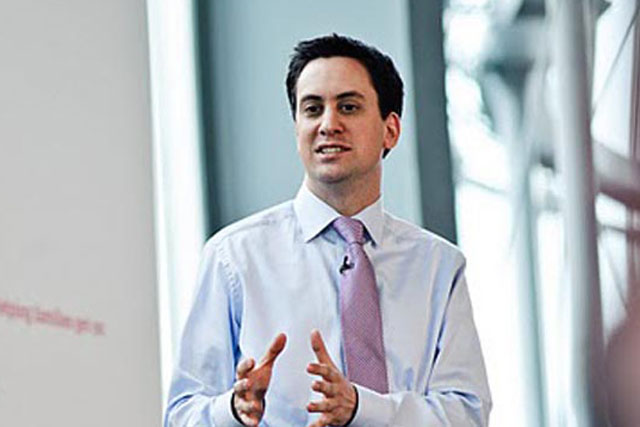Ed Miliband: criticises Google's tax affairs