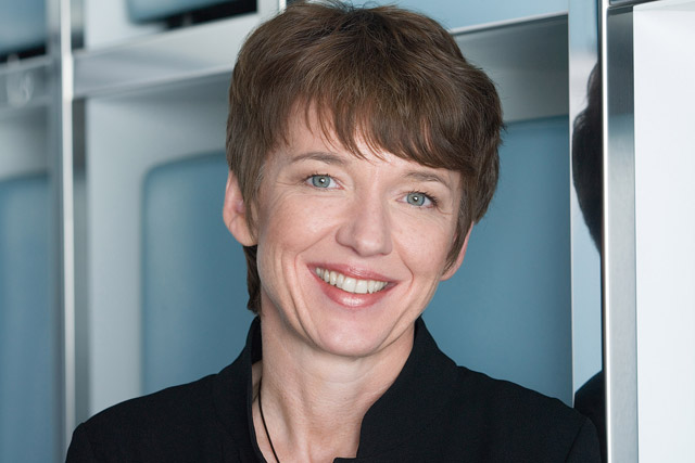 Dawn Airey: joins Yahoo to run its European Middle Eastern and African operations
