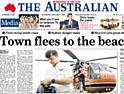 Financial Times in deal with Murdoch's The Australian