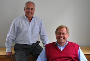 Stuart Lucas and Iain Baillie of Asset Match