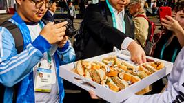 Pork as a tech product: Why Impossible Foods loves CES