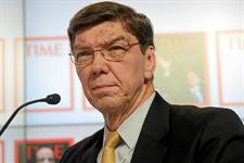 Clayton Christensen: the spreadsheet is the enemy of innovation