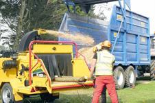 Vermeer BC1000XL woodchipper | Horticulture Week