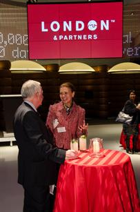 London & Partners' ambassador programme launch