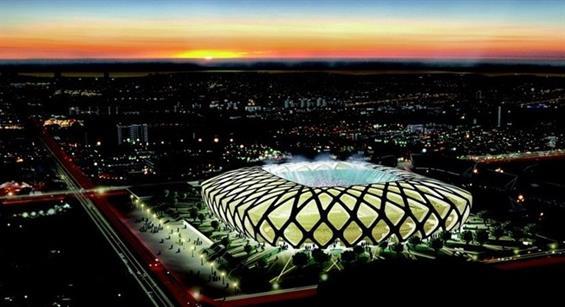 Arena Amazonia, Manaus, Brazil 2014 (Fifa.com)