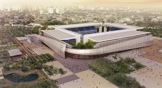 Arena Pantanal, Cuiaba, Brazil 2014 (Fifa.com)