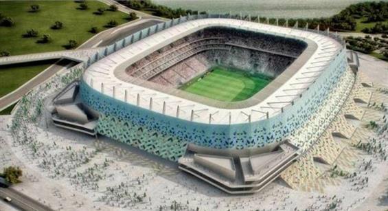 Arena Pernambuco, Recife, Brazil 2014 (Fifa.com)