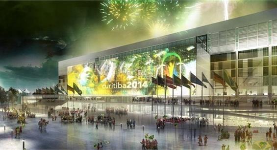 Arena da Baixada, Curitiba, Brazil 2014 (Fifa.com)