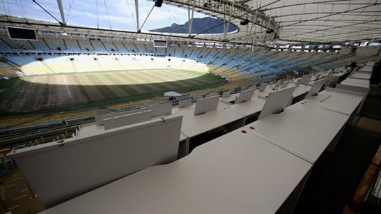 Arena de Sao Paulo, Sao Paulo, Brazil 2014 (Fifa.com)