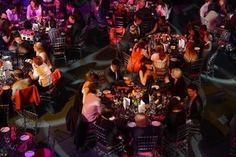 The Annual Church House Dinner. Photography by Simon Lane at Indigo Plum