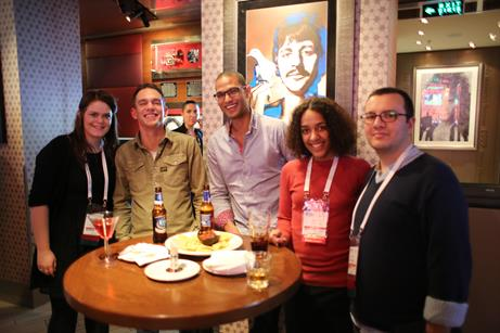 MPI Foundation's Rendezvous night at the Hard Rock Cafe