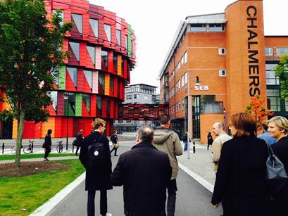 Gothenburg press trip