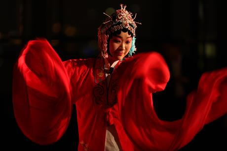 Entertainment at the 52nd ICCA Congress - Shanghai