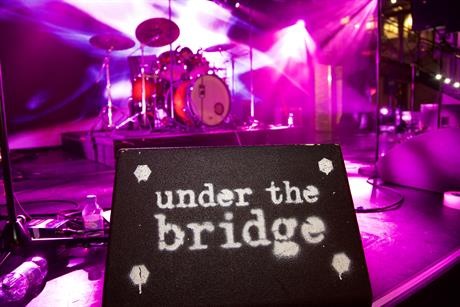 I Heart Parties at Under The Bridge