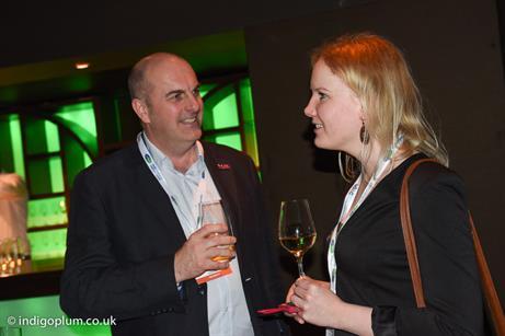 ISES London O'Irish event. Photos by Indigo Plum photography