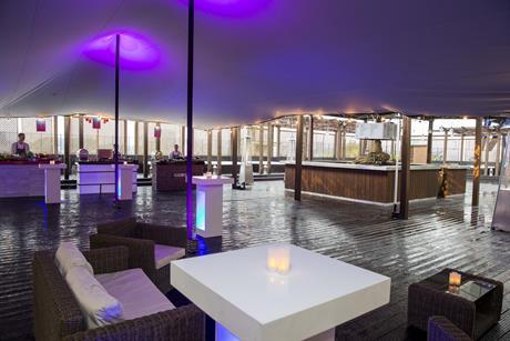 Ibiza Docks event at the O2
