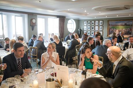 Lord's Cricket Ground Ashes Dinner & launch of Committee Dining Room